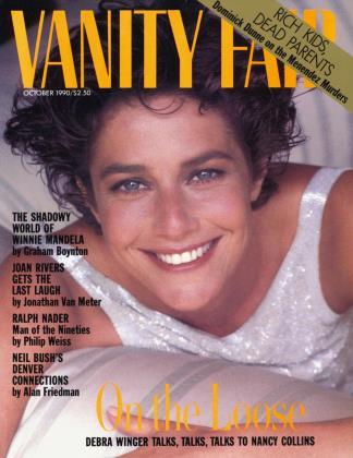 October 1990 | Vanity Fair