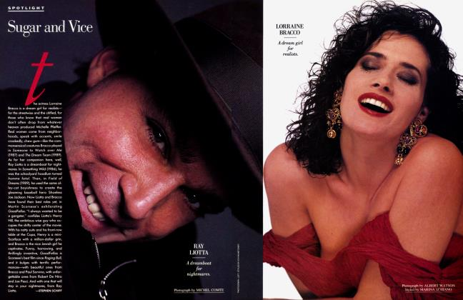 Article Preview: Sugar and Vice, October 1990 1990 | Vanity Fair