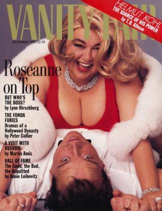 December 1990 | Vanity Fair