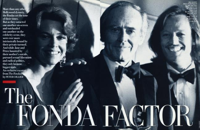 Article Preview: The FONDA FACTOR, December 1990 | Vanity Fair