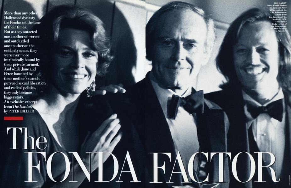 The FONDA FACTOR