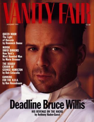 January 1991 | Vanity Fair