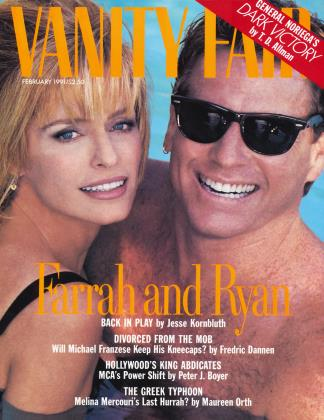 February 1991 | Vanity Fair