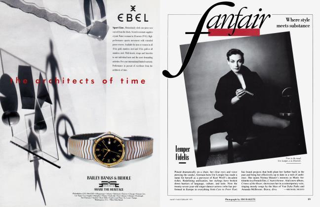 Article Preview: Lemper Fidelis, February 1991 1991 | Vanity Fair