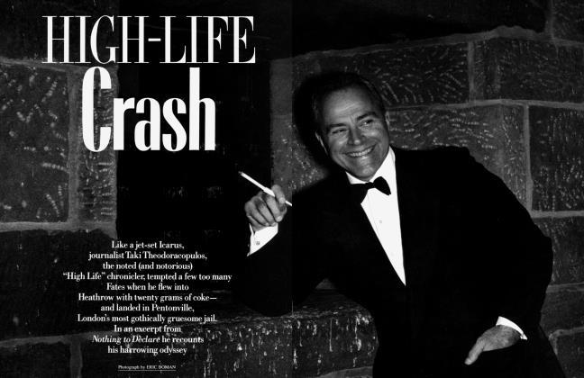 HIGH-LIFE Crash