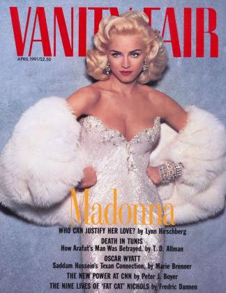 April 1991 | Vanity Fair
