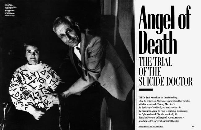 Angel of Death THE TRIAL OF THE SUICIDE DOCTOR