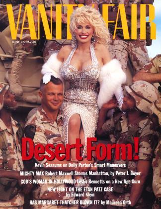 June 1991 | Vanity Fair