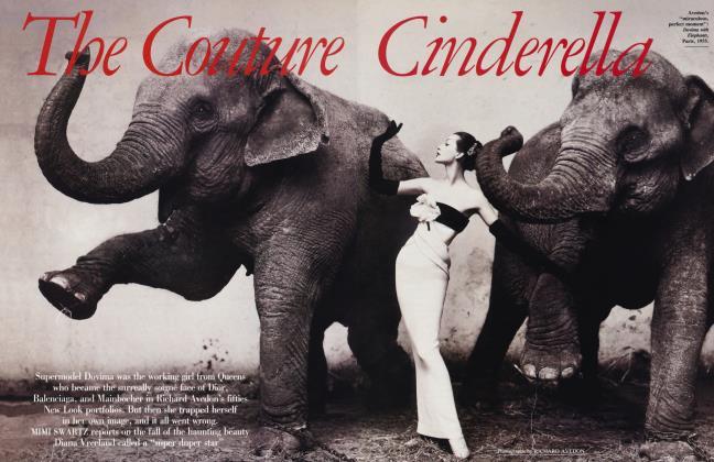 The Couture Cinderella