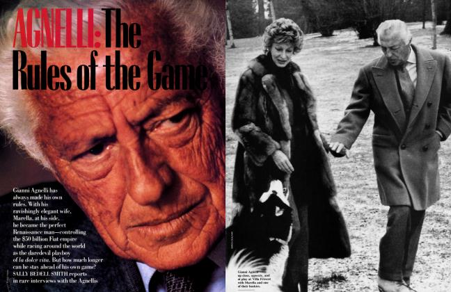 AGNELLI: The Rules of the Game