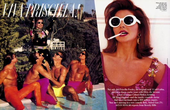 Article Preview: VIVA PRISCILLA!, July 1991 1991 | Vanity Fair