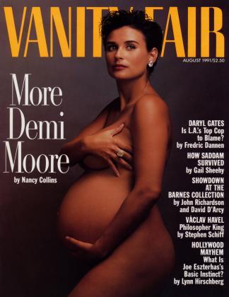 August 1991 | Vanity Fair