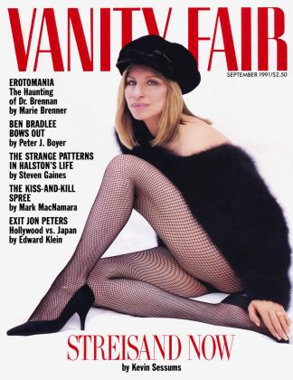 September 1991 | Vanity Fair