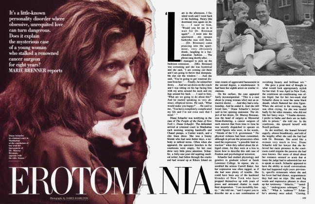 Article Preview: EROTOMANIA, September 1991 1991 | Vanity Fair