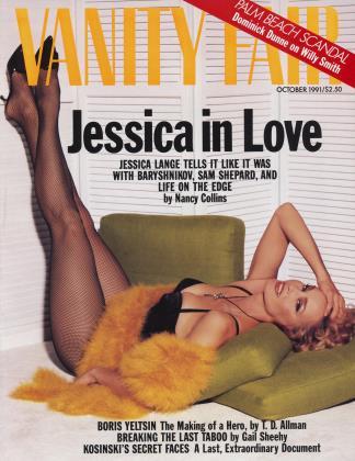 October 1991 | Vanity Fair