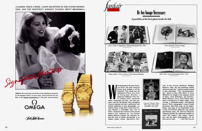 Article Preview: By Any Image Necessary, October 1991 1991 | Vanity Fair