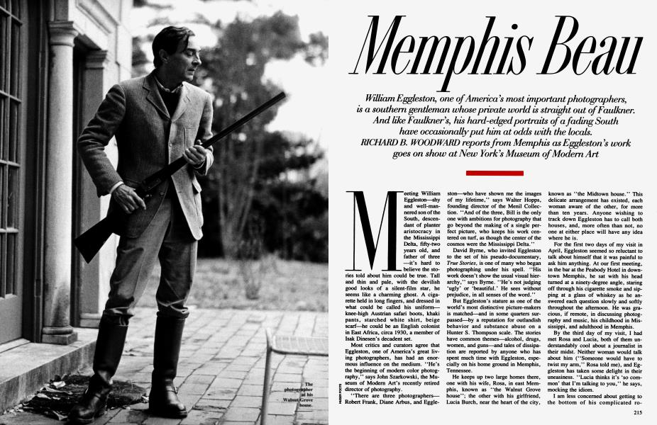 Memphis Beau