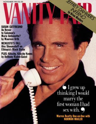 November 1991 | Vanity Fair
