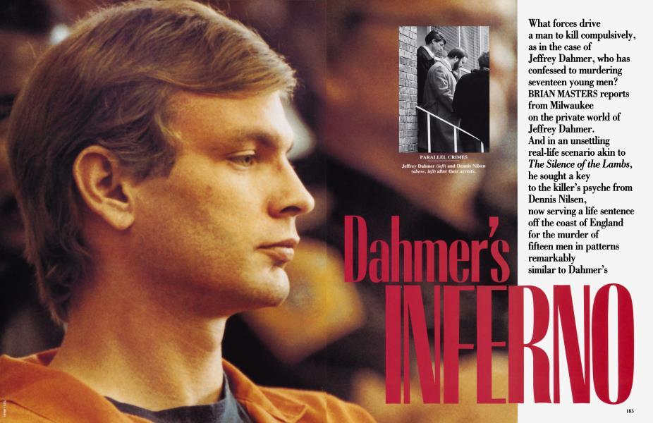 Dahmer's INFERNO