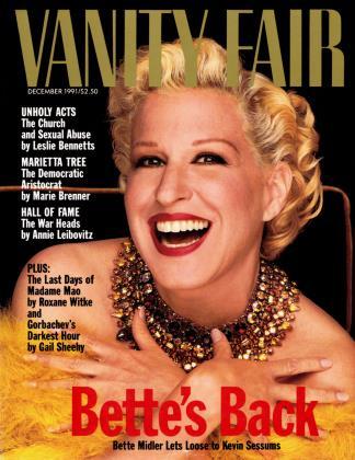 December 1991 | Vanity Fair