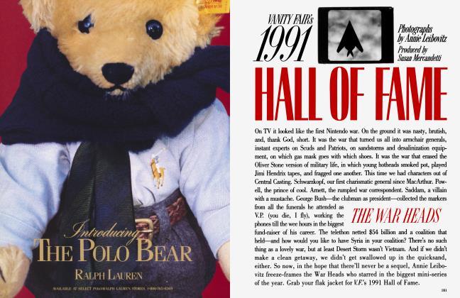 Article Preview: VANITY FAIR'S 1991 HALL OF FAME, December 1991 1991 | Vanity Fair