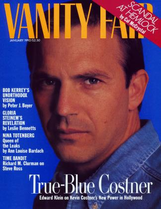 January 1992 | Vanity Fair