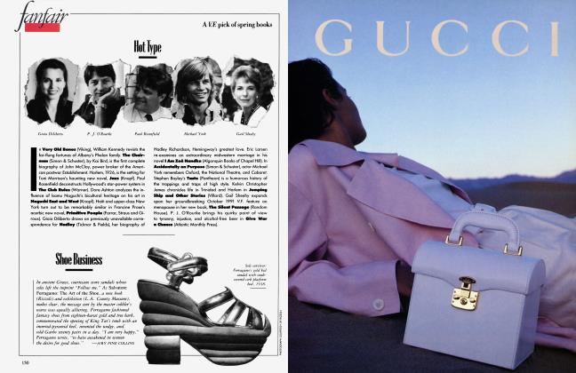 Article Preview: Shoe Business, April 1992 1992   Vanity Fair
