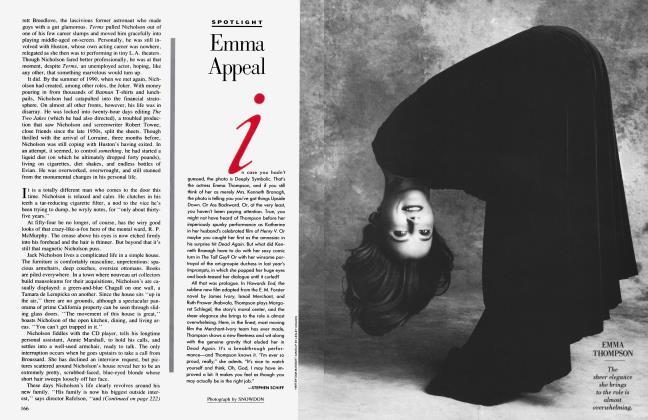 Article Preview: Emma Appeal, April 1992 1992 | Vanity Fair