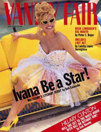 MAY 1992 | Vanity Fair