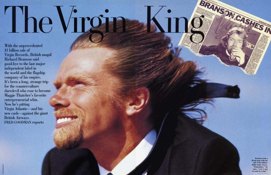 The Virgin King