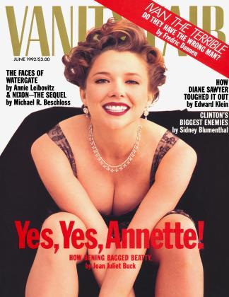 June 1992 | Vanity Fair