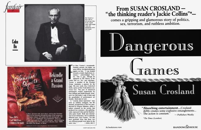 Article Preview: Cohn Do, June 1992 1992 | Vanity Fair