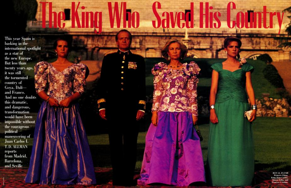 The King Who Saved His Country