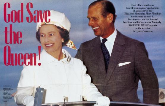 God Save the Queen! - October | Vanity Fair