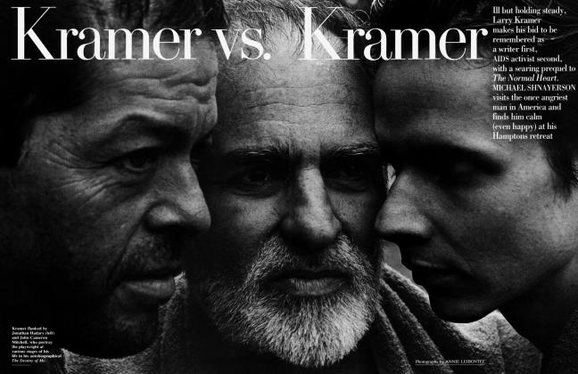 Article Preview: Kramer vs. Kramer, October 1992 1992 | Vanity Fair