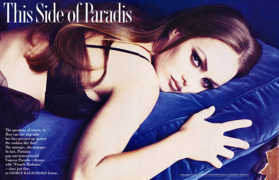 This Side of Paradis
