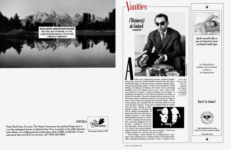 L'Histoirs (s) du Godard