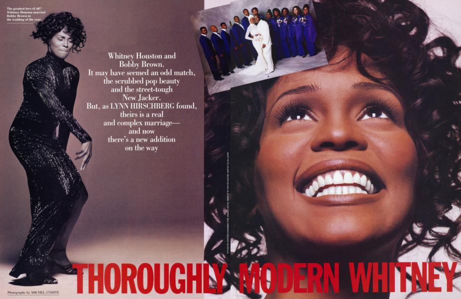 THOROUGHLY MODERN WHITNEY