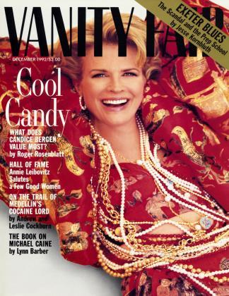 December 1992 | Vanity Fair