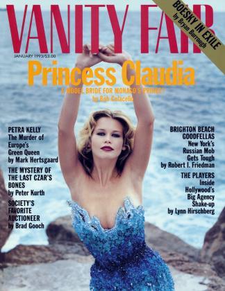 January 1993 | Vanity Fair
