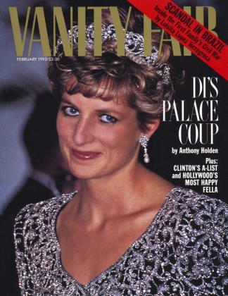 February 1993 | Vanity Fair