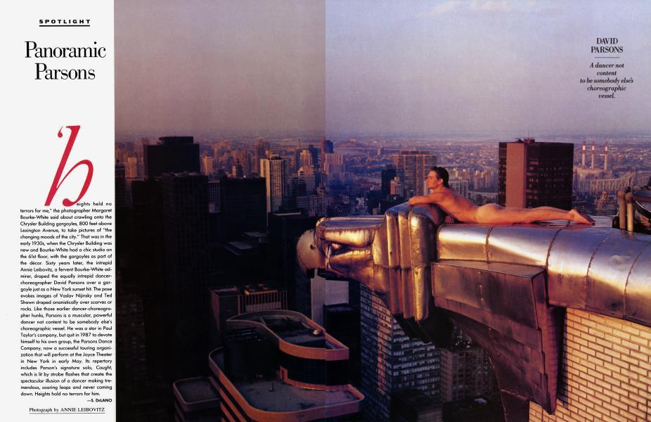 Panoramic Parsons