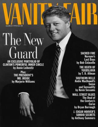 March 1993 | Vanity Fair