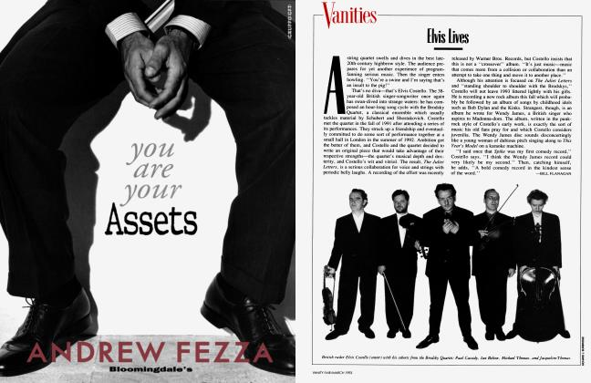 Article Preview: Elvis Lives, March 1993 1993 | Vanity Fair
