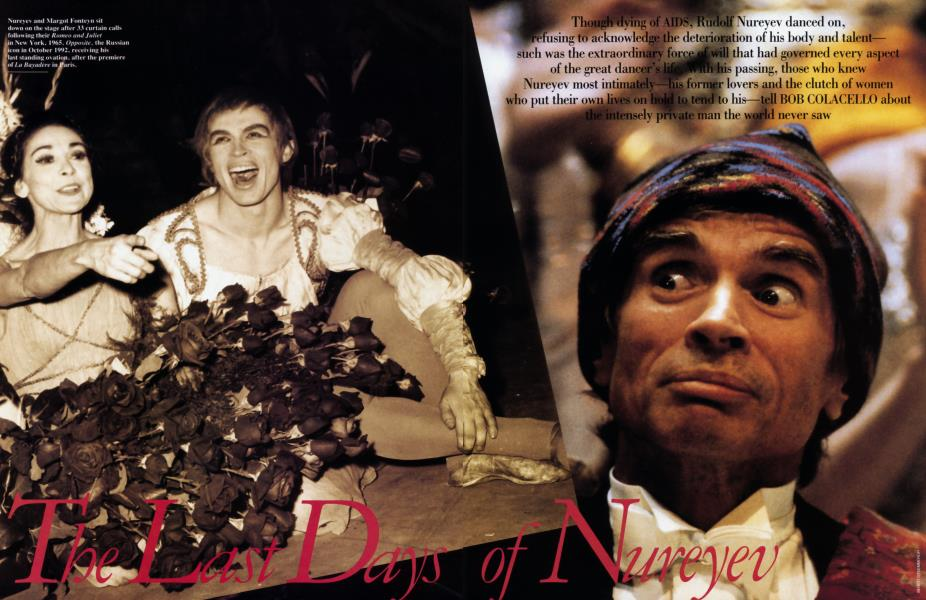 The Last Days of Nureyev