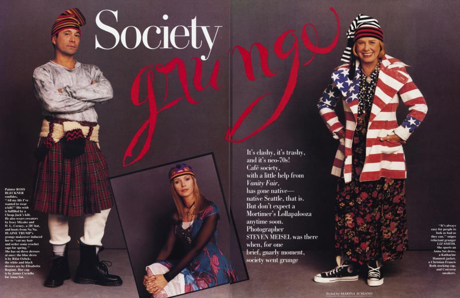 Society grunge