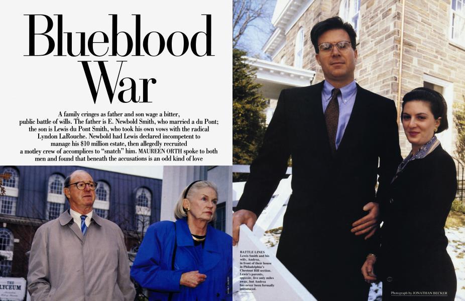 Blueblood War