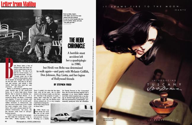 Article Preview: THE HEIDI CHRONICLE, May 1993 1993 | Vanity Fair
