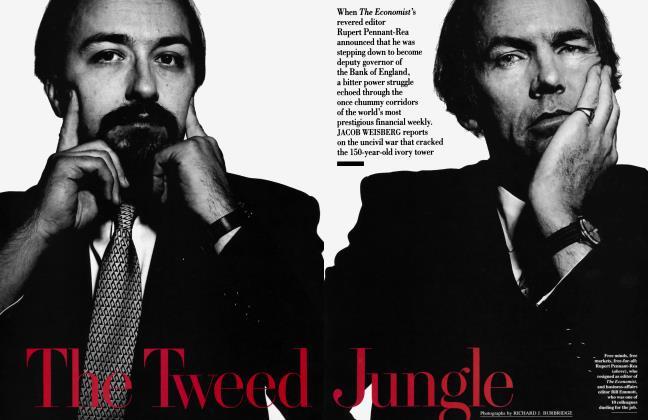 Article Preview: The Tweed Jungle, June 1993 1993 | Vanity Fair