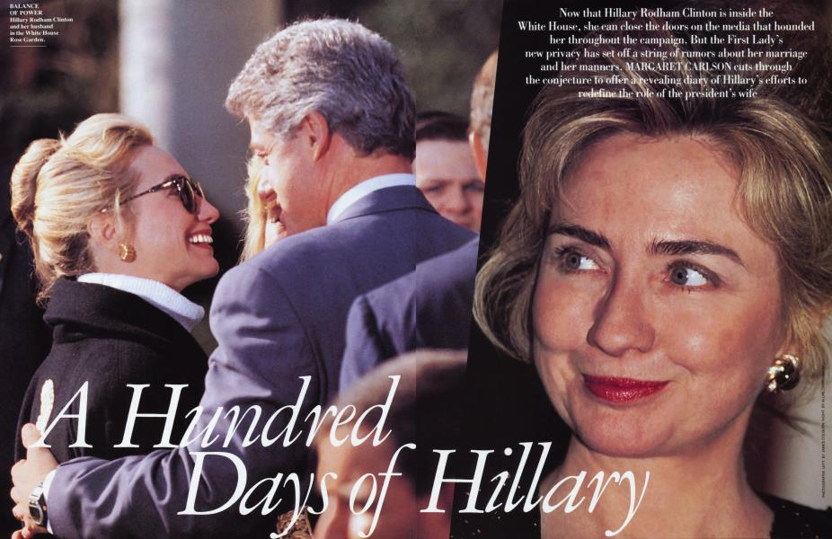 A Hundred Days of Hillary